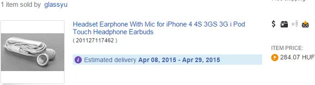 Ennyire dobozhangon szóló fülessel még nem volt dolgom. Csak akkor fogom  használni beab45a74c